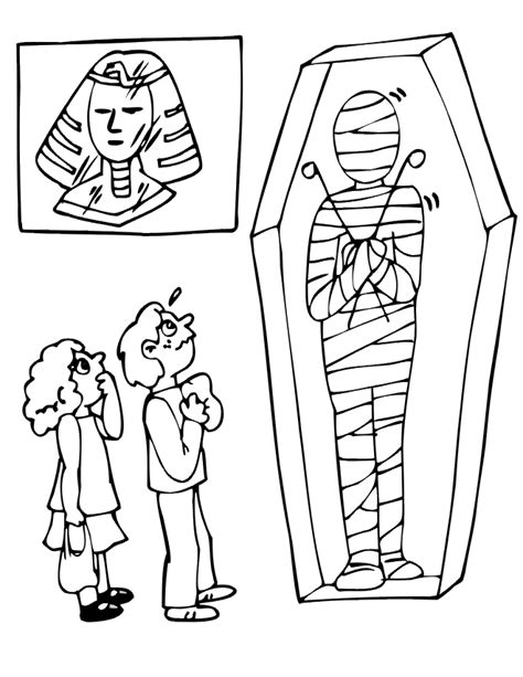 The Museum Coloring Pages at the museum coloring pages coloring home