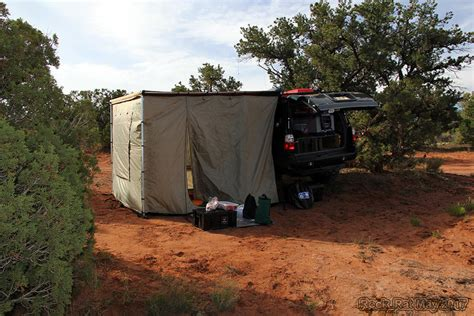 arb awning review arb touring awning room windows page 2 toyota 4runner