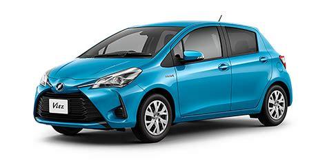Toyota Yaris 2017 2017 Toyota Yaris Facelift Revealed Alongside Wrc Inspired
