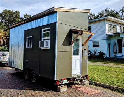 tiny homes florida tiny home festival at st pete eco village in florida