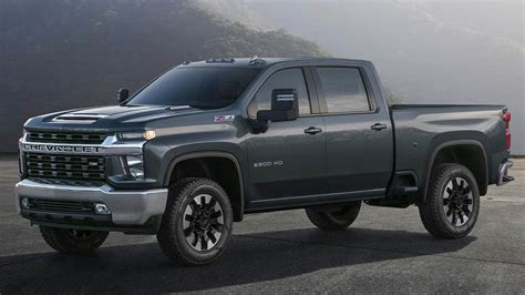 2020 chevrolet truck images 2020 chevrolet silverado hd details emerge consumer reports