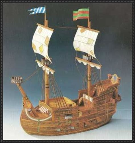 How To Make A Pirate Ship With Paper - papercraftsquare new paper craft delphin pirate
