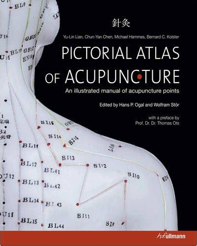 atlas of acupuncture points chiro yu lin lian author profile news books and speaking inquiries
