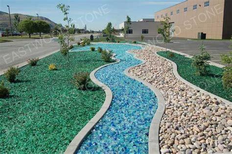 Landscape Rock Recycling Glass Rock Eastwood Co Ltd