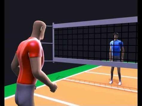 film kartun volleyball animasi olahraga voli ark animasi youtube