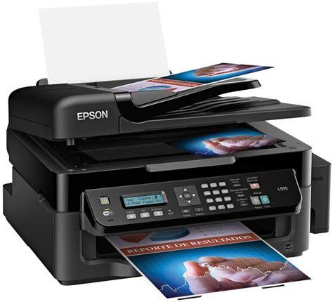 Impresora Multifuncional Epson L575 Tinta Continua Wifi