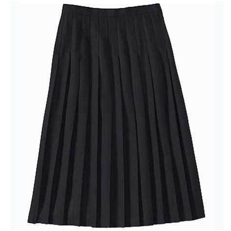 Zara Mini Skirt Rok Pendek Anak mewah penjahit a line pleats keseluruhan anak perempuan sekolah rok pendek dengan warna hitam