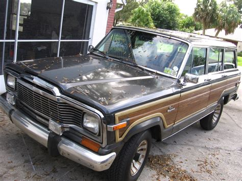 1985 Jeep Wagoneer 1985 Jeep Grand Wagoneer Pictures Cargurus
