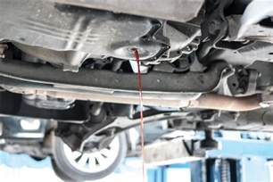 is it safe to drive when a car is leaking transmission