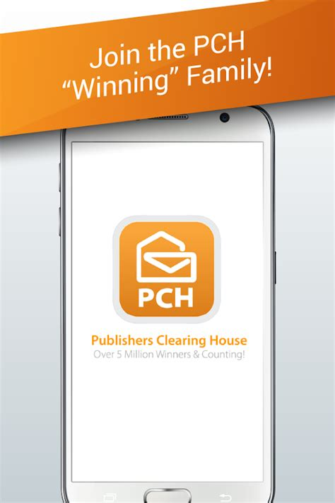 Pch Sweeps App - the pch app android apps on google play