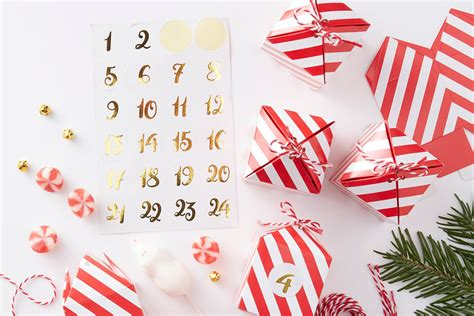 how to make your own advent calendar diy advent calendar for delights