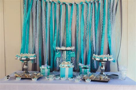 this co themed bridal shower is a must see