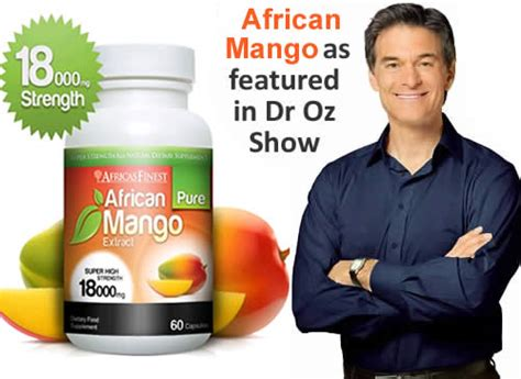 find out does dr oz like mango miriam wellness