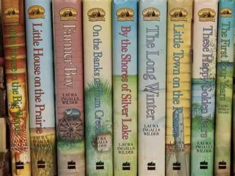 wilder the guardian series the complete set books biography of ingalls wilder