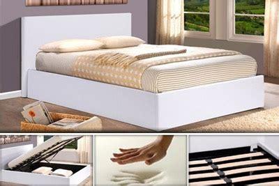 canapé lit pas chere lit coffre cr 233 adomia et matelas 224 m 233 moire de forme 224 399