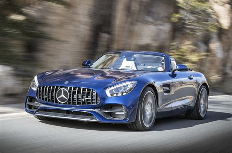 mercedes amg gt roadster 2017 review autocar