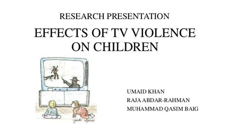 Children And Tv Violence Essays by Effects Of Media Violence Essay Examining The Effects Of