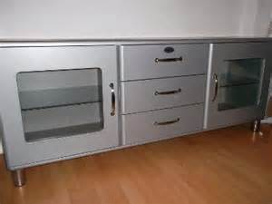 malibu kommode gebraucht tenzo malibu sideboard kommode grau silber bochum