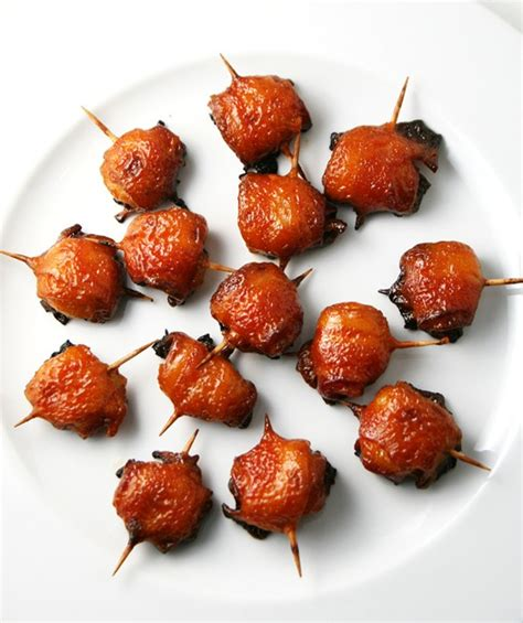 appetizer bacon wrapped water chestnuts recipe