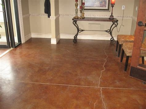 Concrete floors: more than 50 shades of grey!   Canadian