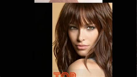 Hairstyles For Thin Hair With Bangs by 30 Hairstyles With Bangs And Thin Hair