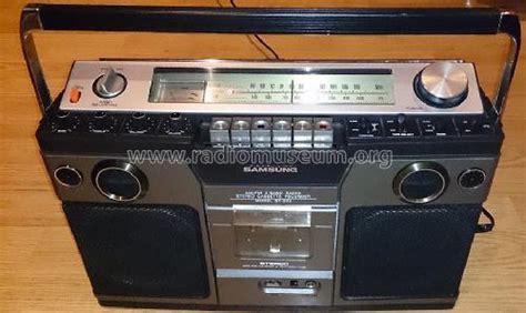 Samsung Senter Fm Radio am fm 2 band radio stereo cassette recorder radio samsung co