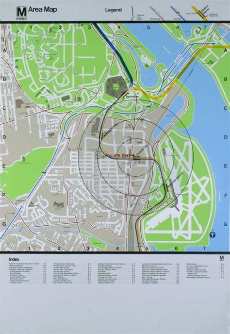 washington dc map pentagon washington dc area map the pentagon