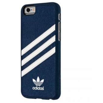 coque iphone 6 adidas coque adidas vintage pour iphone 6 6s bleu blanc etui pour t 233 l 233 phone mobile achat prix fnac