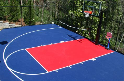 Backyard Basketball Court Tiles outdoor sports tiles basketball court