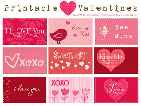 free printable valentines card templates printable valentines june design illustration
