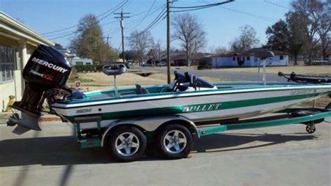 bullet boats aluminium bullet bass boats bing images