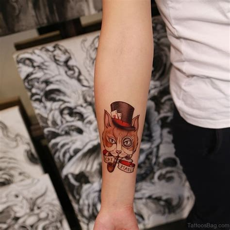 cat wrist tattoo 31 cat tattoos for wrist