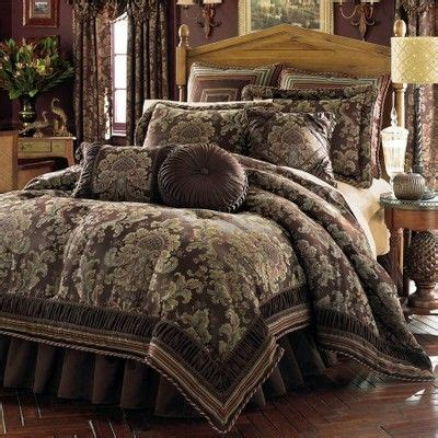 croscill classics serafina 4 piece cal king comforter set