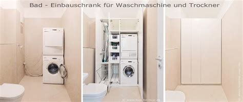 Schrank Ber Waschmaschine 364 by Einbauschrank Schrank Auf Ma 223 Einbauschrank Bad