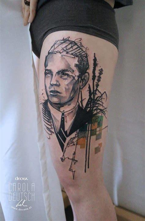 the artsy tattoos of carola deutsch tattoodo