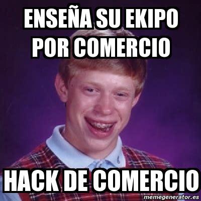 Meme Generator Bot - meme bad luck brian ense 241 a su ekipo por comercio hack de