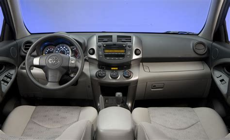 Toyota Interior Car And Driver