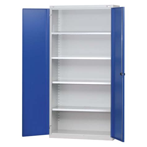 Swing Door Cabinet Garant Swing Door Cabinet With Storage Shelves 1950 A Garant