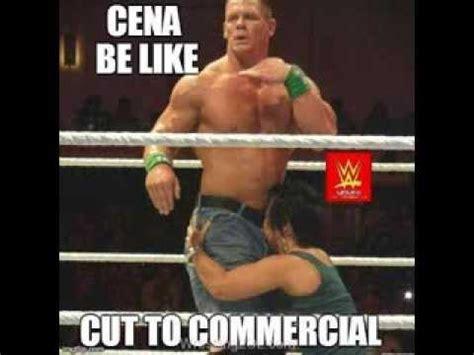 Funny John Cena Memes - wrestlingmemes package vickie giving john cena head