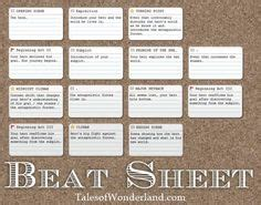 beat sheet template 1000 images about write plot outline structure on