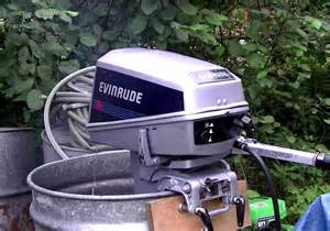 8hp evinrude start up amp overview of adjusting screws youtube