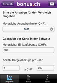 handy kreditkarten handy app vergleich der kreditkarten