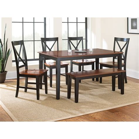Silver Dining Tables Steve Silver Kingston Dining Table In Oak Nt3660tk