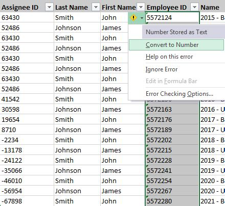 How To Find Without Last Name Excel Vba Column Selected Excel How To Columns By Drag N Drop And Move In