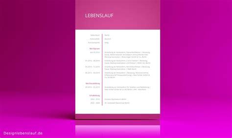 Lebenslauf Bewerbung Uni Initiativbewerbung Beispiel Mit Designlebenslauf Und Deckblatt