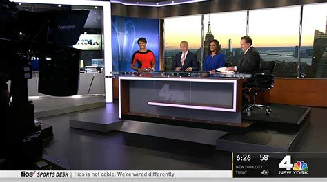 studio four nyc wnbc moves from studio 3c to historic 3k eyes of a