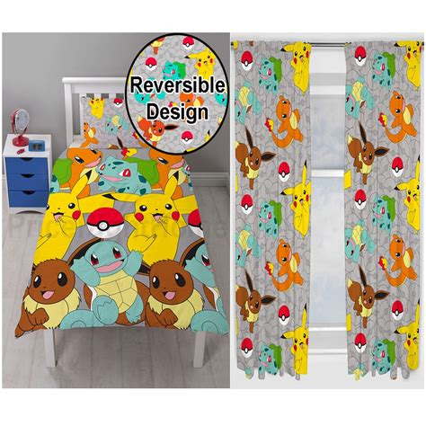 pokemon curtains pokemon curtains images pokemon images