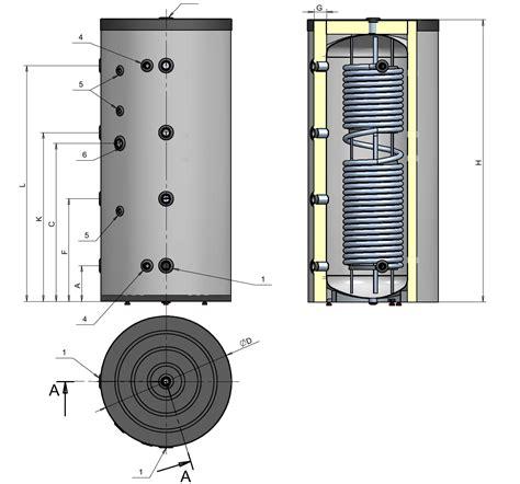 boiler der hygienespeicher pufferspeicher trinkwasserspeicher warmwasserspeicher boiler