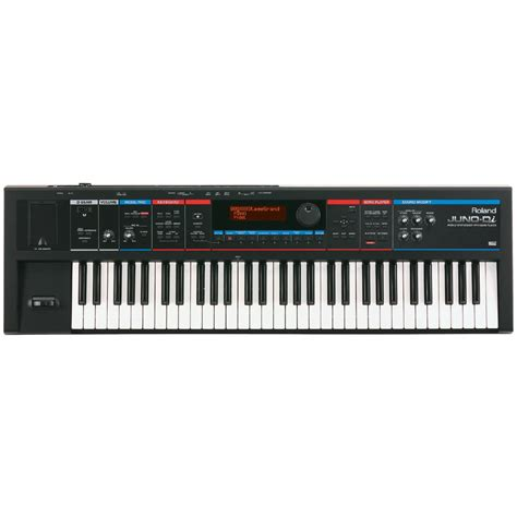 Keyboard Synthesizer roland juno di performance keyboard synthesizer dv247