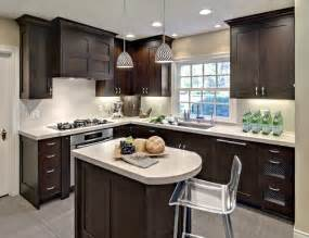 dark contemporary kitchens images